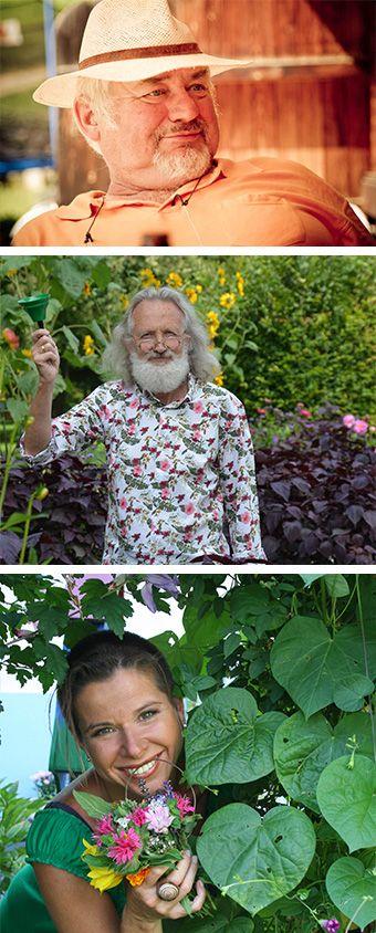 Gartenexperten stehen mit Rat und Tat zur Seite