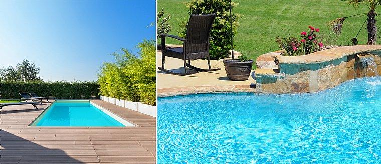 Pool & Spa Bereich
