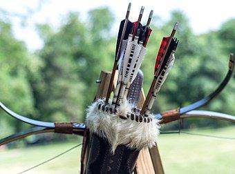 ARCHERY ART - Kreative Künstler aus der Bogensportszene präsentieren ihr Handwerk