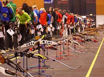 Österreichische Meisterschaften - World Archery Indoor