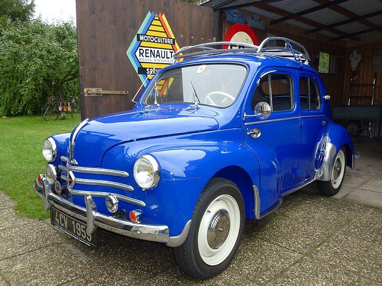 C.A.R. – Club der Anhänger alter Renault