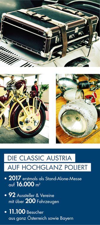 CLASSIC AUSTRIA 2018