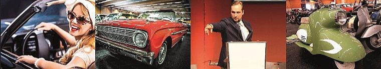 CLASSIC CAR AUCTION auf der Classic Austria - Jetzt einbringen!
