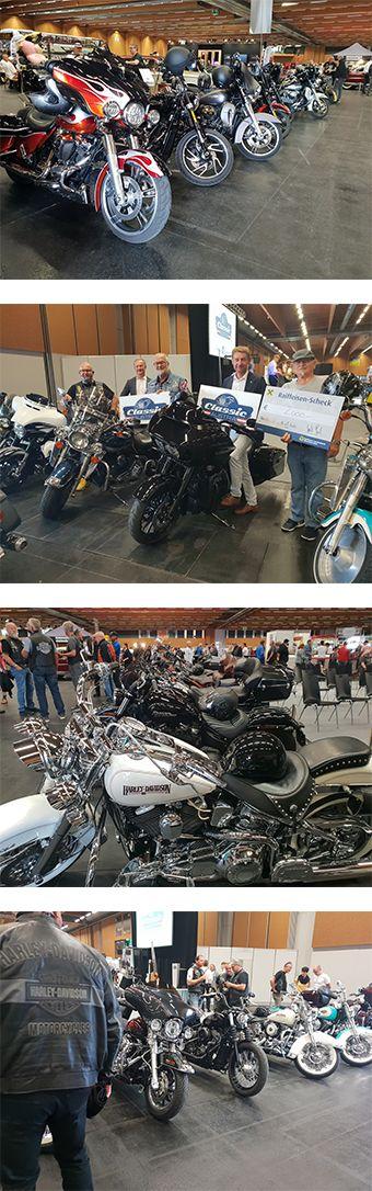 Easy Rider Charity - Auf Zwei Rädern für den guten Zweck