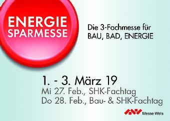 Die Energiesparmesse konnte die Position als führende Häuslbauermesse Österreichs festigen und sich als einziges SHK-Fachmesseformat etablieren.