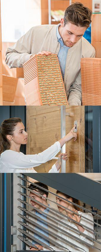 Bau-Fachmesse, Gebäudlösungen, Baustoffe