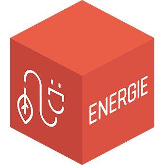 """Messebereich <font color=""""#ea5d47"""">ENERGIE</font>"""