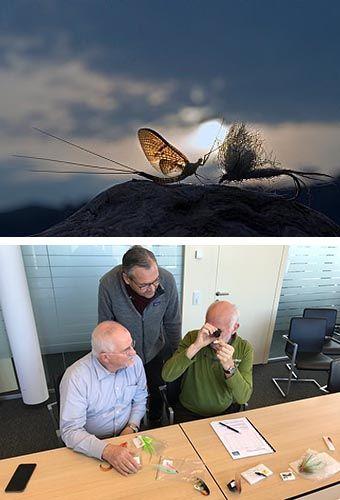 Offene Österreichische Meisterschaft im Fliegenbinden