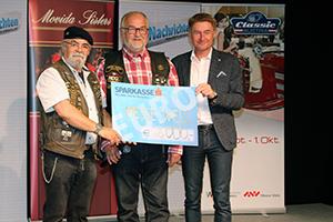 Easy Rider Charity zu Gast auf der Classic Austria 2017