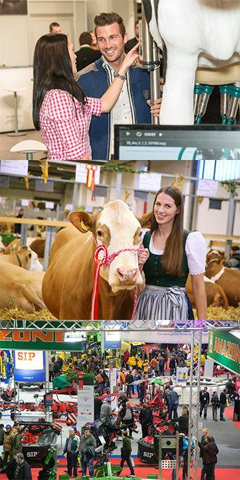 AgroTier - Die neue Landwirtschaftsmesse in Wels