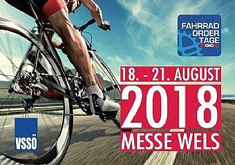 ARGE Fahrrad Ordertage 2018
