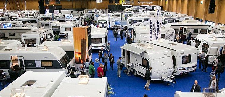 Caravan Salon Austria 2018 mit Besucherrekord - Trend hält an