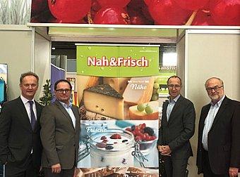 Frische und Regionalität – die Top-Themen bei der Nah&Frisch-Messe