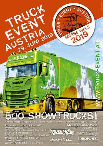 Truck Event Austria | 29. Juni 2019