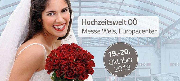 Hochzeitswelt OÖ | 19.-20. Okt.2019