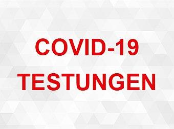 COVID-19 Testungen