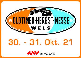Oldtimer Herbst Messe Wels