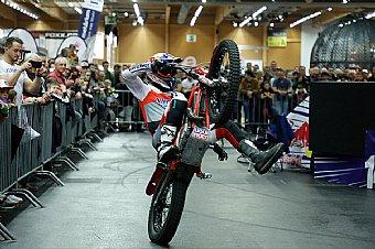Sensationelle Premiere der moto-austria 2020