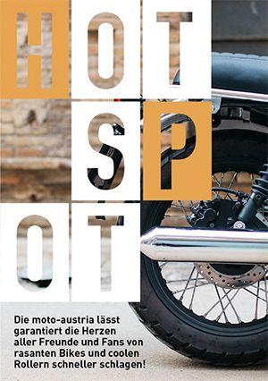 Österreichs Motorrad- & Rollermesse