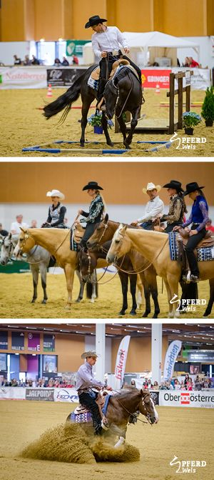 Western Horse Show Wels