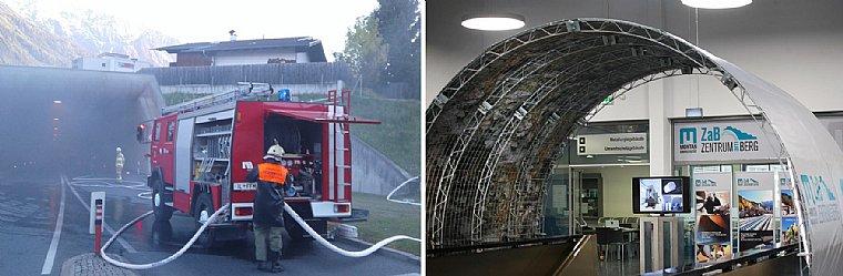 FF Wels präsentiert das Thema Tunnelkompetenz